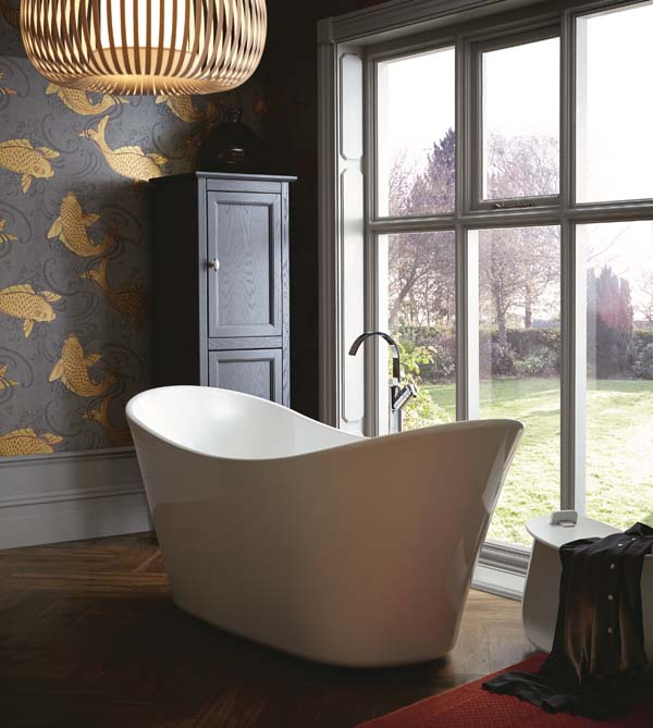 Heritage Bathrooms Victoria Bathroom Suite In White: Families Divide Over Decorating Disagreements!