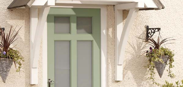 How to… freshen up your front door